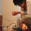 Mamoru Okuno - Performance: Etude for everyday objects
